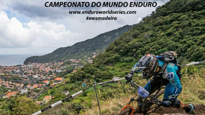 Enduro World Series: Campeonato do Mundo em Machico