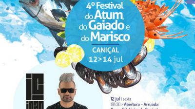 Festival do Atum, do Gaiado e do Marisco