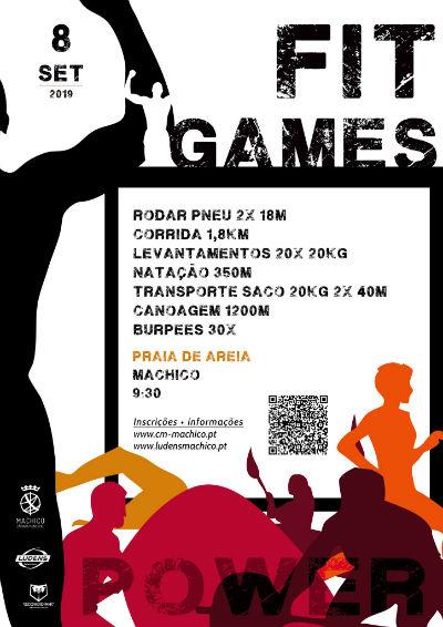 Fit Games em Machico | semana da juventude