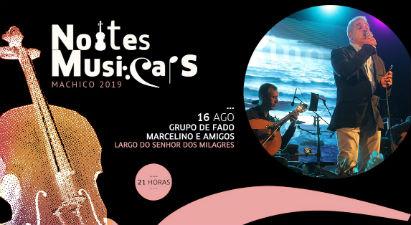 Noites Musicais | Marcelino e Amigos
