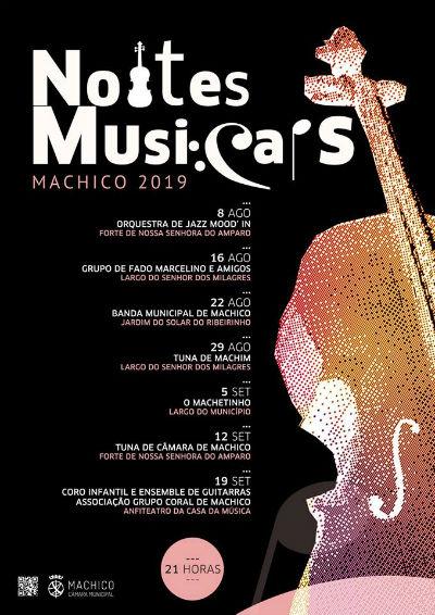 Noites Musicais no Centro Histórico de Machico
