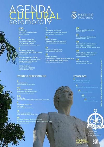 Agenda Cultural de Machico | Setembro