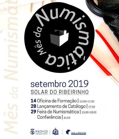 Numesmática: colecionismo, moedas, formação e feira em Machico
