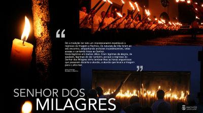 Senhor dos Milagres | festividades religiosas