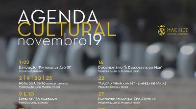 Agenda Cultural de Machico | novembro