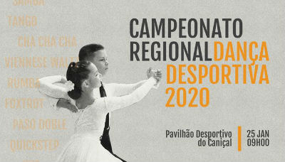Campeonato Regional de Dança Desportiva 2020