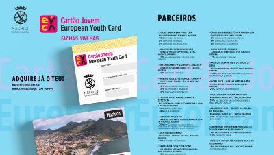 Cartão Jovem Municipal já disponível em Machico