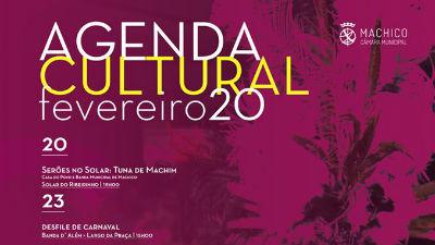 Agenda Machico | fevereiro