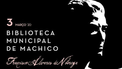 55.º aniversário da Biblioteca Municipal de Machico