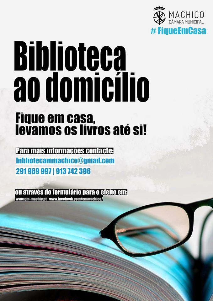 Biblioteca Online | entrega livros ao domicílio