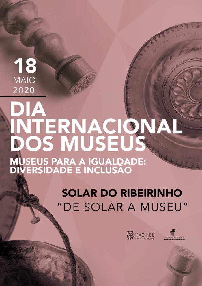 De Solar a Museu | Dia Internacional dos museus